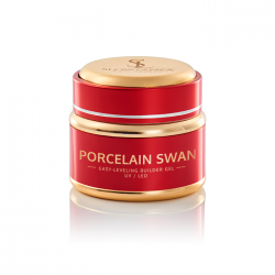 Porcelain Swan Gel