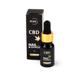 Nail&Cuticle Perfumed Oil CBD Oliwka do skórek